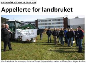 Avisa Møre 26. april 2016