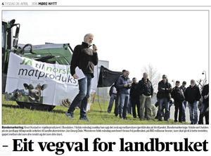 Møre-Nytt 26. april 2016
