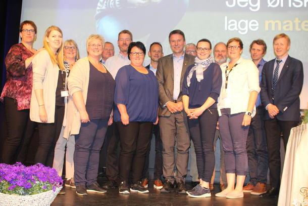 Styret i Norges Bondelag, årsmøte 2016