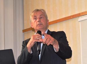 Landbrukspolitisk talsmann i Arbeiderpartiet, Knut Storberget.