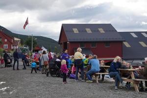 Folk Sogn og Fjordane Bondelag prata med, let vel over arrangementet.