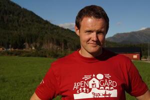 LEIAR I NAUSTDAL BONDELAG: Tor Arne Herstad.