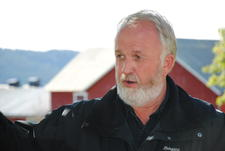 Fylkesleder i Oppland Bondelag, Trond Ellingsbø