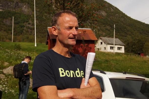FYLKESLEIAR I SOGN OG FJORDANE BONDELAG: Anders Felde.