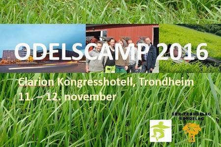 Odelscamp 2016