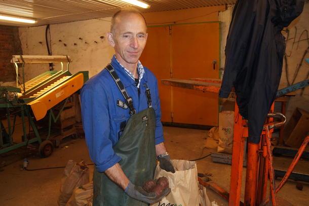 LÆRAR: Nils Jørgen Helgheim.