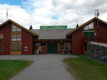 Husdyrhallen