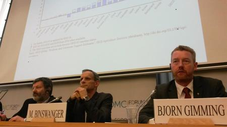 Bjørn Gimming i WTO-panel