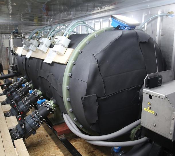 Biogassreaktor fra ANTEC