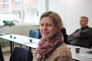 Inger Johanne Kjorstad fra Valgkomiteen for Oppland Bondelag.