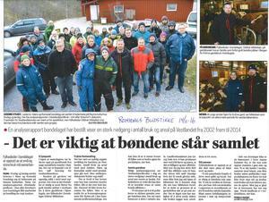 Romsdals Budstikke 14. november 2016