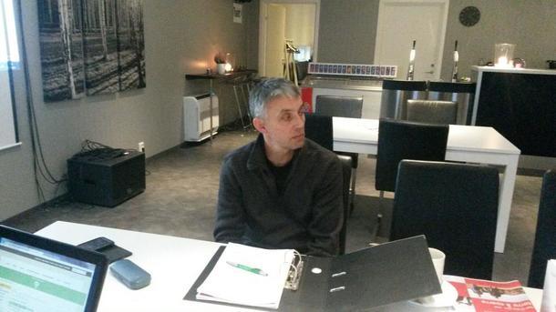Leiar i Naustdal Bondelag: Arild Herstad.
