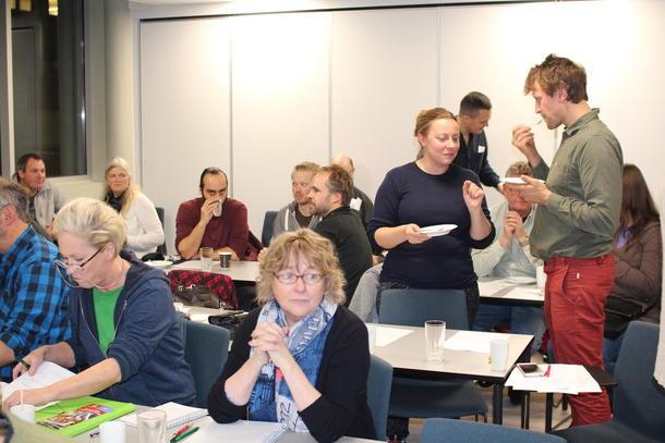 Mange frammøtte til stiftelsesmøte for Oslo Bybondelag.