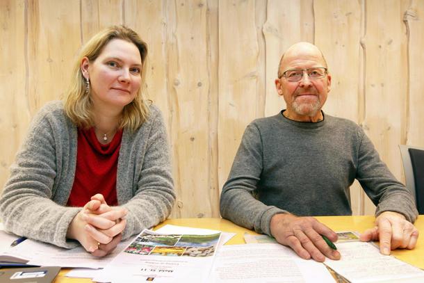 - Den nye landbruksmeldinga vil svekke distriktslandbruket, mener organisasjonssjef Anne Marit Ingelsrud og leder Asbjørn Helland i Nord-Trøndelag Bondelag.