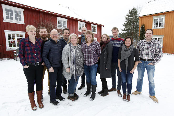 Bondelagene i Sør- og Nord-Trøndelag diskuterer hvordan de skal forholde seg til at det blir ett Trøndelag fra 2018.
