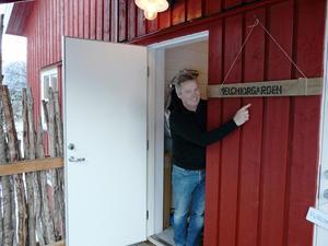Petter Melchior, geitebonde i Norddal og styremedlem i Møre og Romsdal Bondelag (Foto: Arild Erlien).