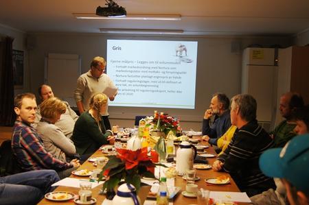 Klar tale fra lokallagene i Vestfold om ny jordbruksmelding