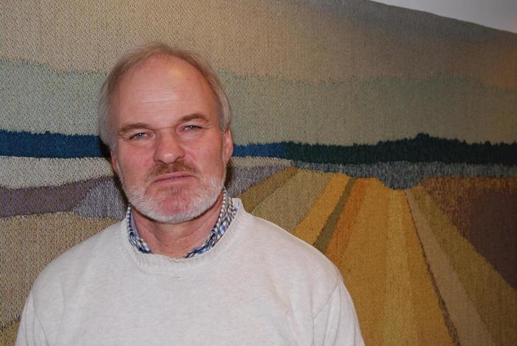 Einar Frogner, styremedlem i Norges Bondelag og rovviltansvarlig