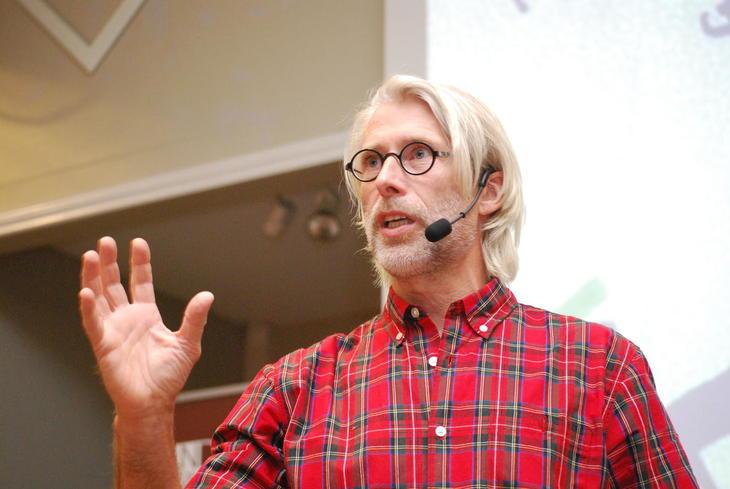 Sjur Dagestad - tidliere professor ved NTNU og en av landets beste foredragsholdere