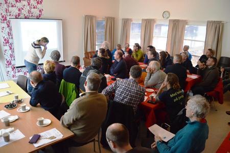 Beitemøte i Skodje 20. februar 2017