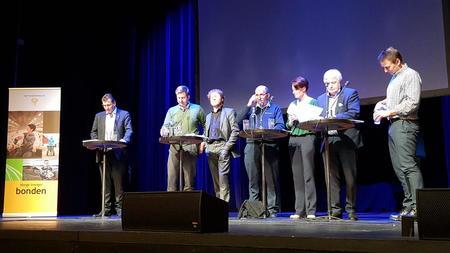 Politikerpanelet på Stormøte i Askim