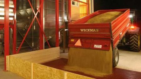korntørking og lagring - Norsk Landbruk
