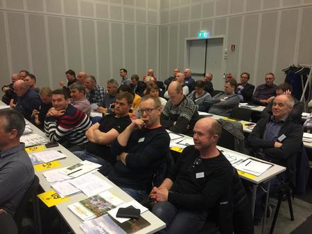 Frå årsmøtet i Rogaland bondelag, 10. og 11. mars 2017.