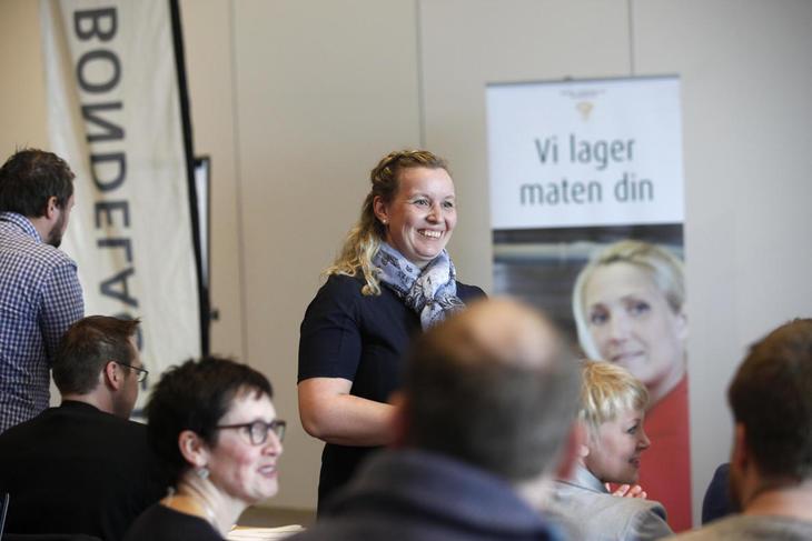 Borgny Kjølstad Grande ny leder i Nord-Trøndelag Bondelag