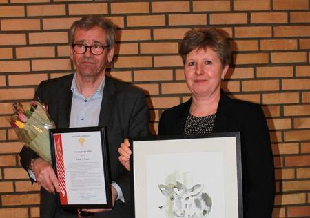 Einar Enger og Martha Mjølnerød