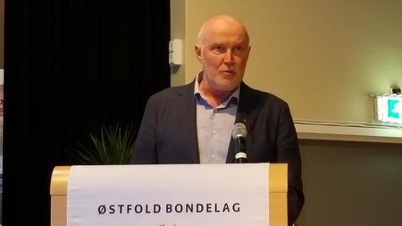 Nyvalgt leder i Østfold Bondelag Svend Arild Uvaag