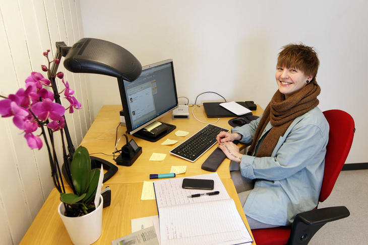 Erica ny rådgiver i Nord-Trøndelag