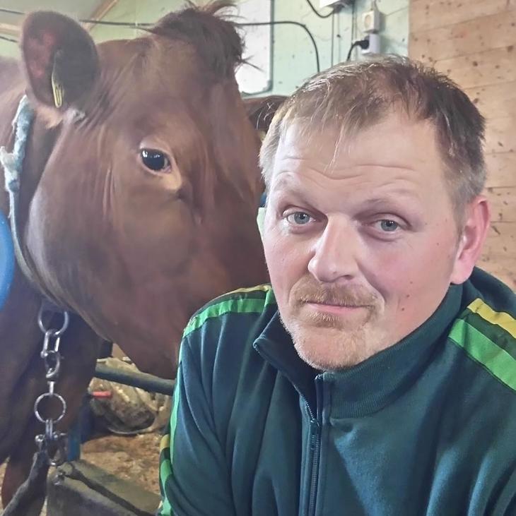 Ståle Nordmo er glad for endringene i jordbruksmeldinga, som Næringskomiteen går inn for.