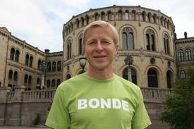 Generalsekretær Per Skorge