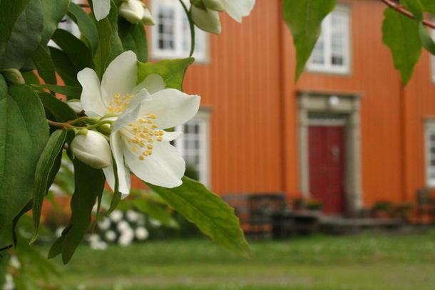 Våningshuset på Ergard