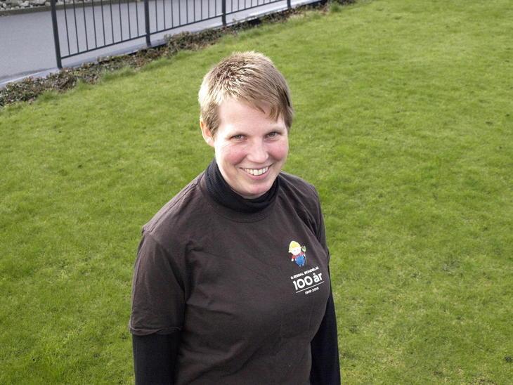 Marit Epletveit, leiar i Rogaland bondelag.