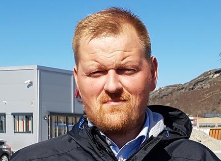 Såle Nordmo, leder for Nordland Bondelag