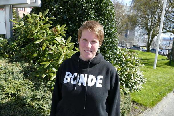 Marit Epletveit, leiar i Rogaland bondelag, er ikkje overraska av at det vart brot i årets jordbruksoppgjer.