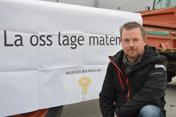 Oddvar Mikkelsen, Fylkesleder Møre og Romsdal Bondelag