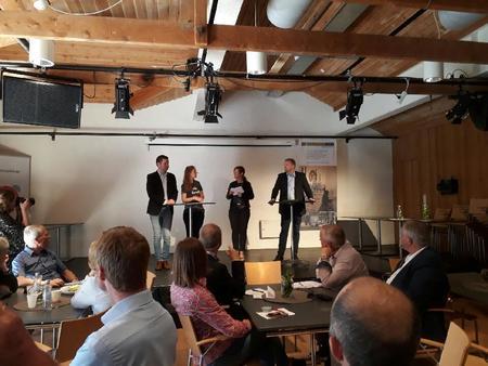 Landbruksdebatt i Bryne mølle, fredag 26. mai.