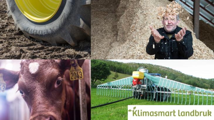 Klimasmart Landbruk seminar under Arendalsuka 2017