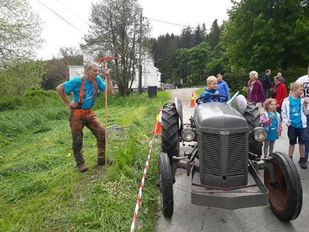 Sundag 28. mai var det open gard på Tveit jordbruksskule i regi av Tysvær bondelag.