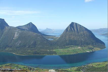 Aldersundet i Lurøy