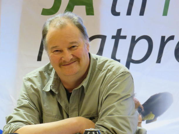 Rovviltansvarlig i Finnmark Bondelag Bjørn Tore Søfting