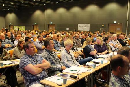 Bilde fra salen