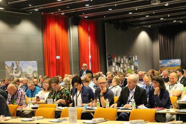 Årsmøtesalen 2017