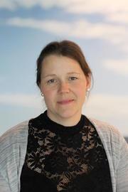 Sier nei til opsjonsavtaler på matjord: Frøydis Haugen, andre nestleder i Norges Bondelag.