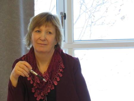 Fylkesleder Grete Liv Olaussen