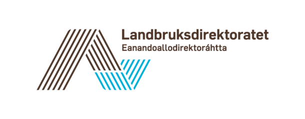 Landbruksdirektoratet sin logo