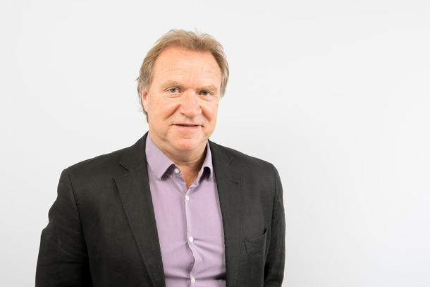 Nils Vagstad, administrerende direktør i NIBIO