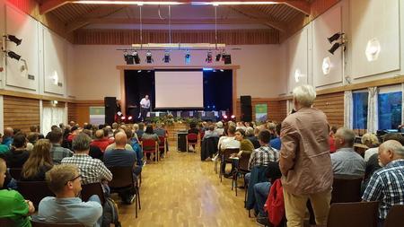 Ope møte i Bjerkreim